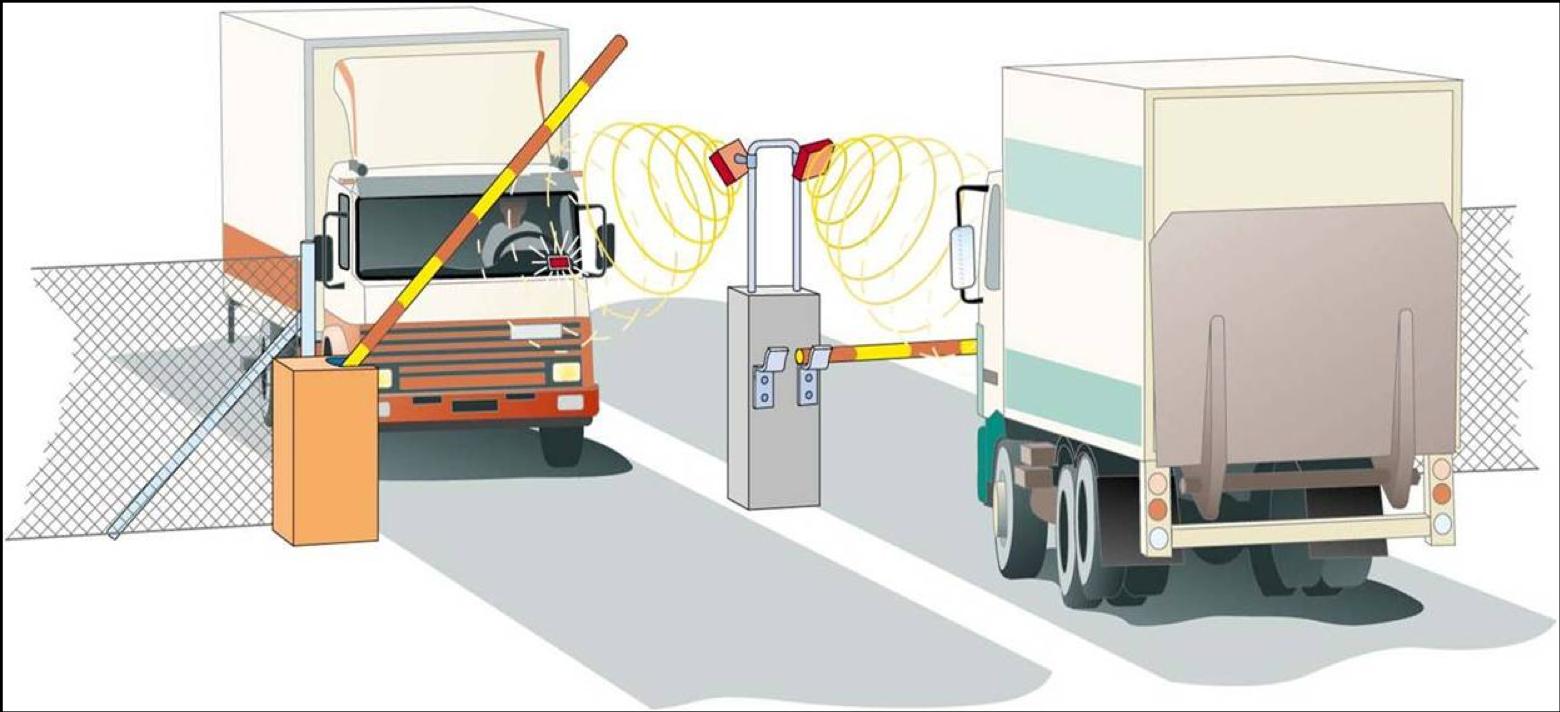 RFID Vehicle Taggin